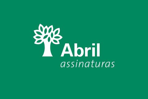 Imagem que demonstra a parceria da Abril assinaturas e a editora Dentro da História