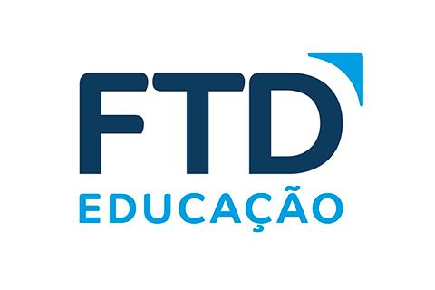 Imagem que demonstra a parceria da FTD e a editora Dentro da História