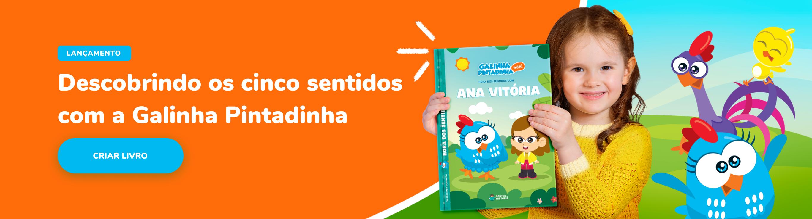 Galinha Pintadinha - Hora dos Sentidos