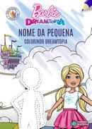 Capa do livro personalizado do Colorindo Dreamtopia