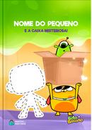 Capa do livro personalizado do A Caixa