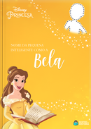 Capa do livro personalizado do Inteligente como a Bela