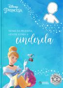 Capa do livro personalizado do Gentil como a Cinderela
