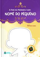 Capa do livro personalizado A Fuga do Mafagafo