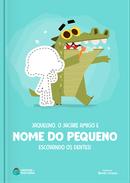 Capa do livro personalizado do Livro Original - Jaquelino
