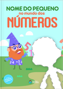 Capa do livro personalizado do Mundo dos Números