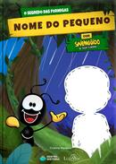 Capa do livro personalizado do Segredo das Formigas