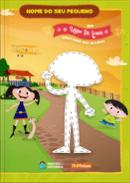 Capa do livro personalizado do O Show da Luna! - Brincando nas Alturas