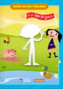 Capa do livro personalizado do O Show da Luna! - Brincando com os Animais