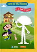 Capa do livro personalizado do O Show da Luna! - Brincando de Faz de Conta