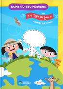 Capa do livro personalizado do Viagem pelo Mundo